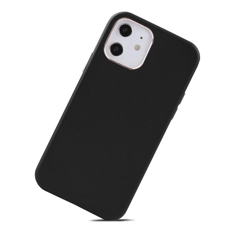 For Iphone 12 Pro Max Luxury High Quality Genuine Leather Phone Case