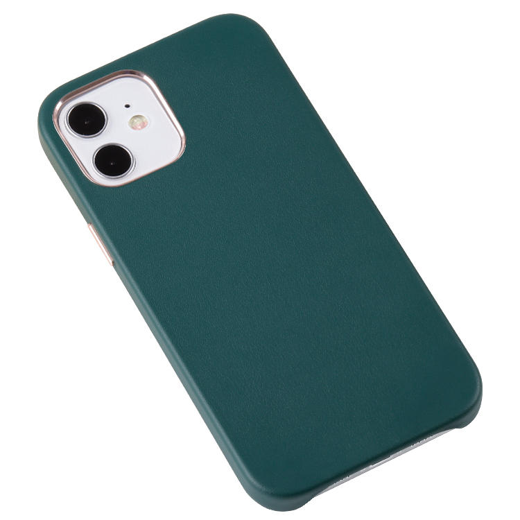 New Arrival Luxury Genuine Leather Phone Cover Case For Iphone 12 Pro Max