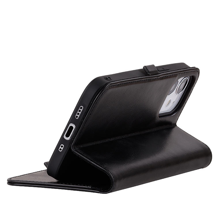 Genuine Leather phone For Iphone 12 Wallet Case Leather