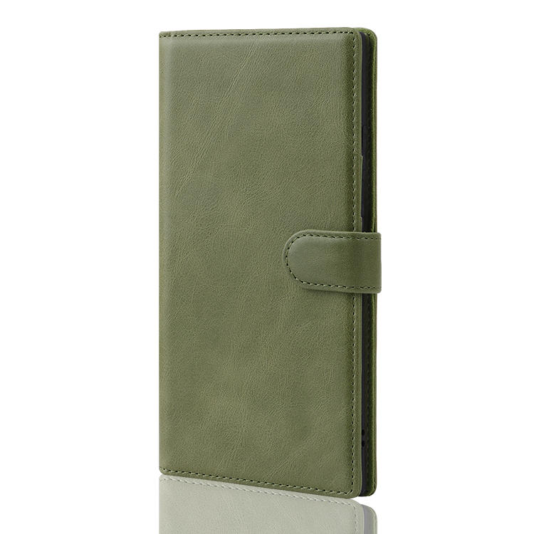 Factory Wholesaler For Samsung Note 20 Ultra Phone Case Wallet Phone Leather Flip Cards Holder Cover