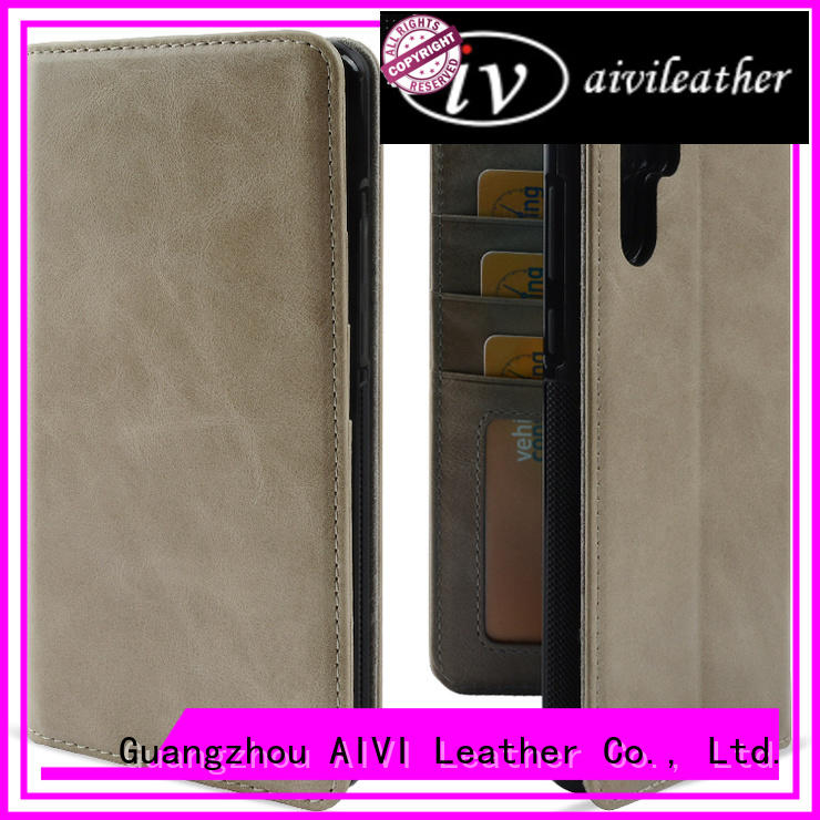 AIVI handcraft HUAWEI P30 Leather Case online for HUAWEI P30