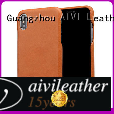 AIVI fashion leather iphone wallet protector for ipone 6/6plus
