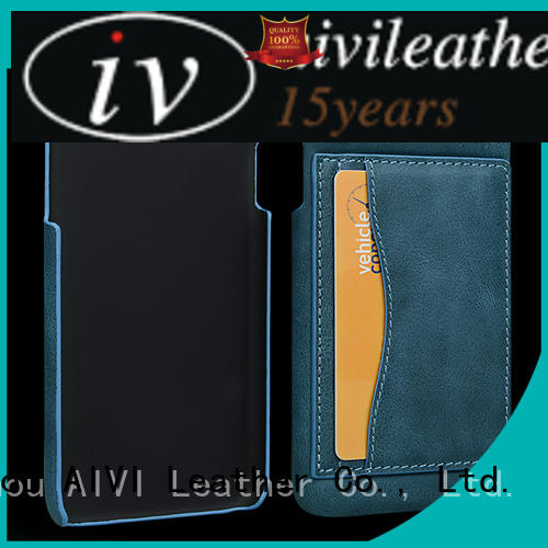 AIVI durable top leather iphone cases for sale ipone 6/6plus