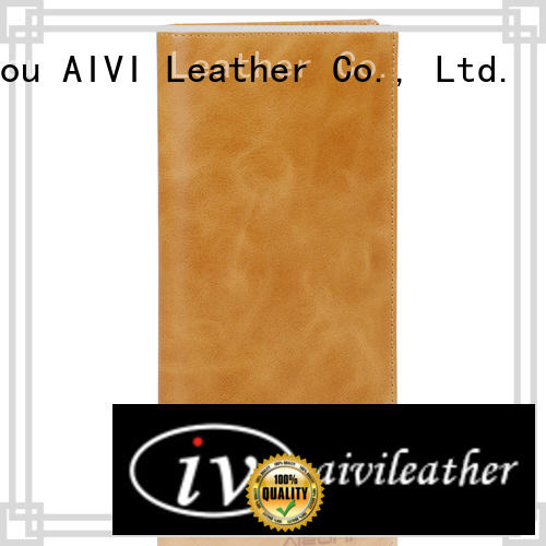 AIVI beautiful mens leather wallet with coin pocket for sale for iphone XS