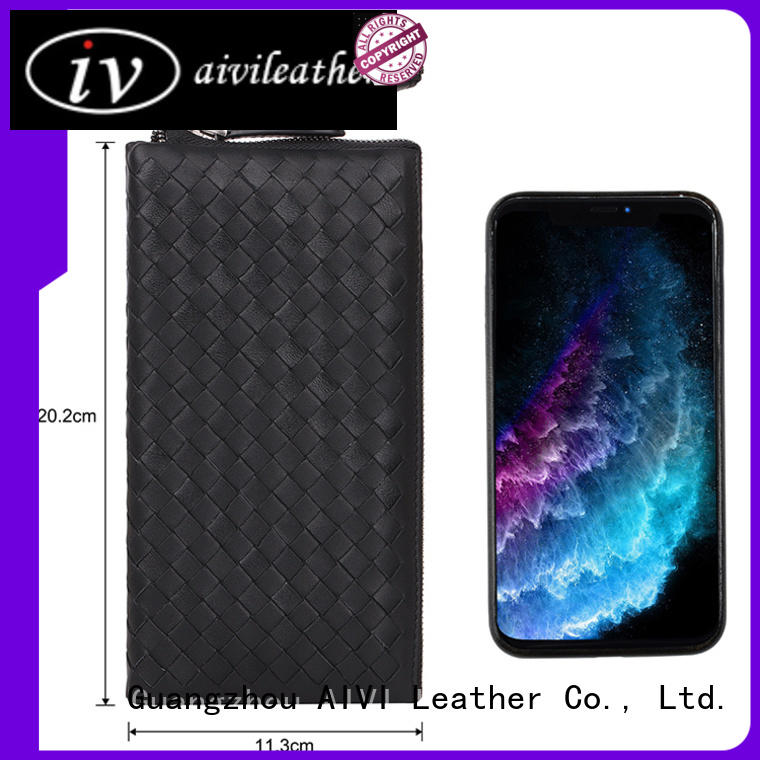convenient leather card wallet online for iphone 7/7 plus