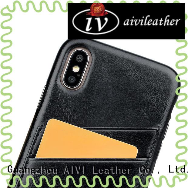 AIVI convenient iphone x leather case supply for ipone 6/6plus