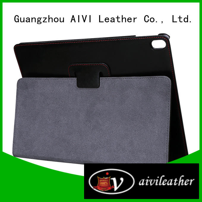 handcraftblack leather ipad case handmade for sale for computer