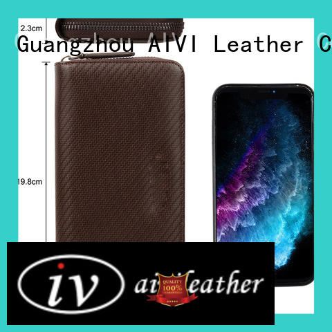 AIVI fashion leather card holder wallet mens for sale for iphone 7/7 plus