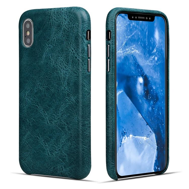 convenient custom leather phone case card for iPhone XS Max for iphone 7/7 plus-1