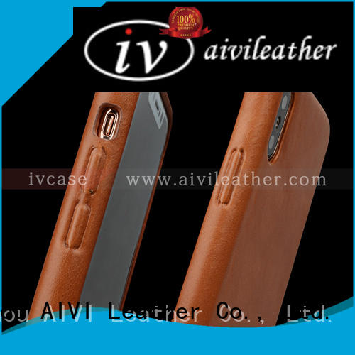 AIVI high quality iphone pouch case leather for sale for iphone 7/7 plus