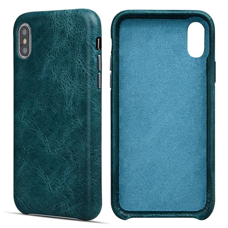 convenient custom leather phone case card for iPhone XS Max for iphone 7/7 plus-2
