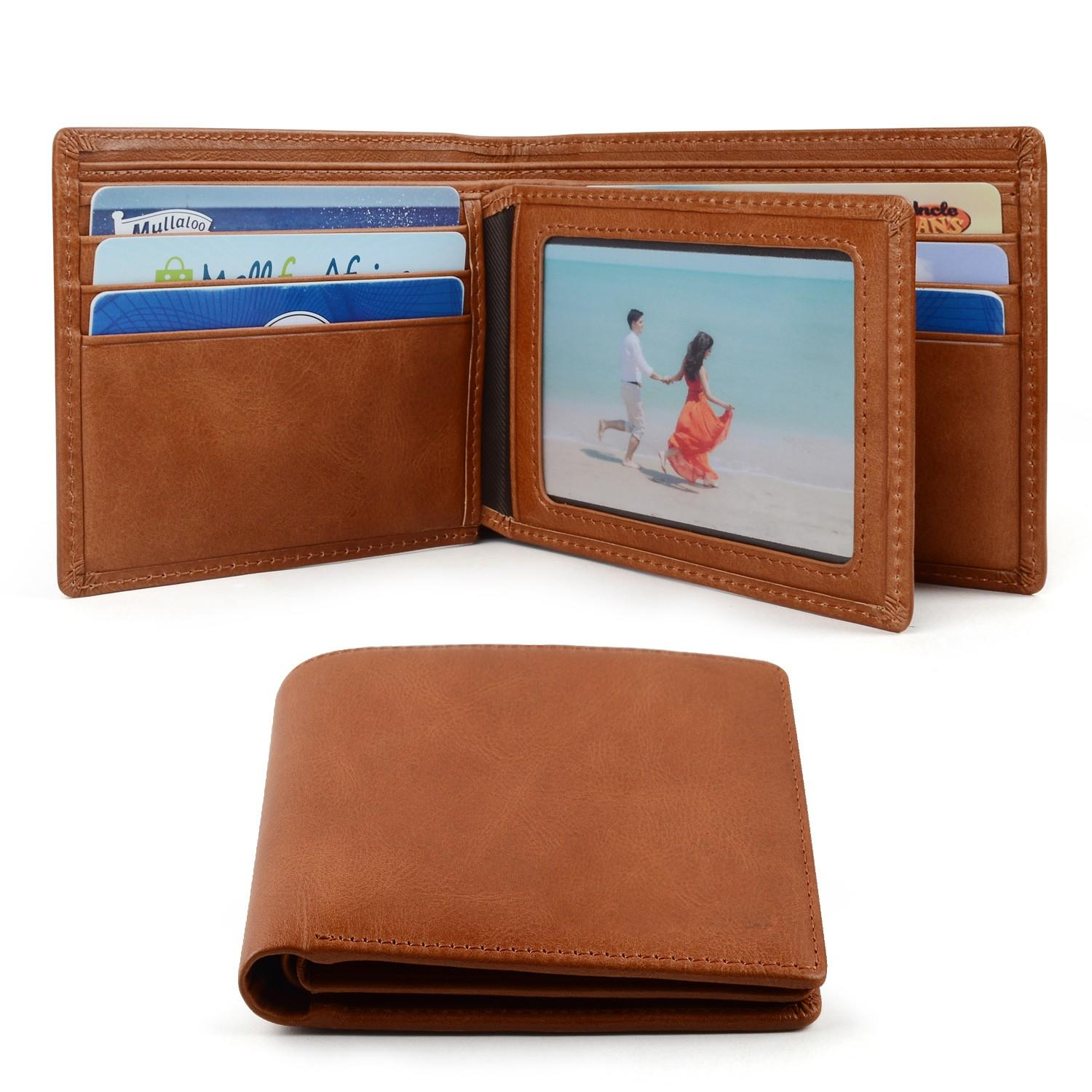 AIVI custom leather wallets for sale for travel-1