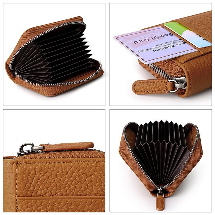 AIVI leather card holder wallet mens for sale for phone XS Max-2