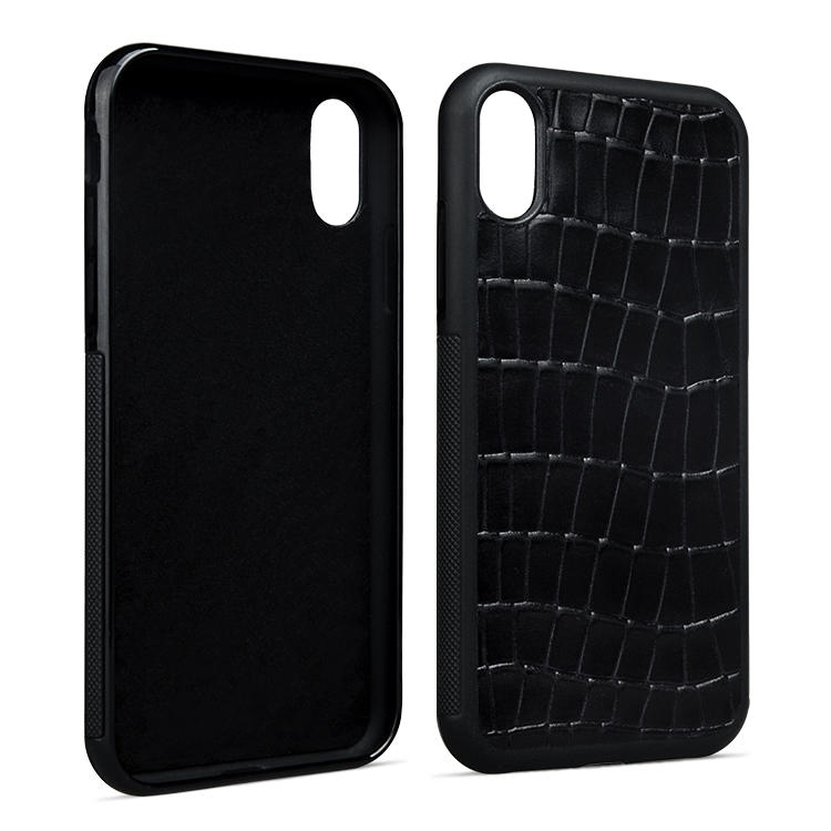 end mens leather phone case for iPhone XR for ipone 6/6plus AIVI-1