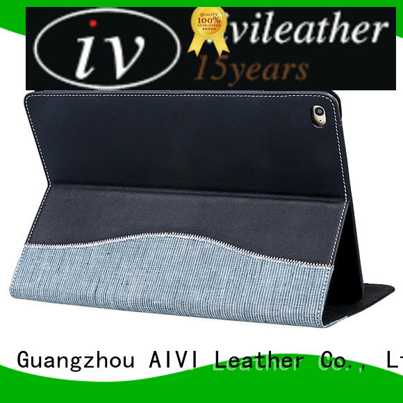 AIVI apple ipad leather case supply for MAC BOOK