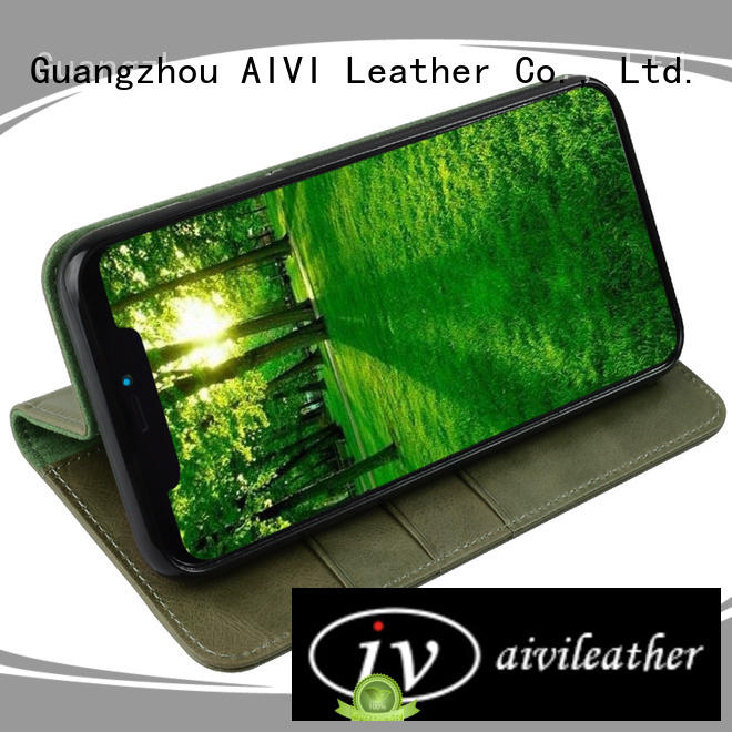 flip mobile phone case wholesale for mobile phone AIVI