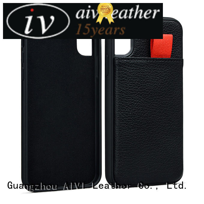 AIVI convenient iphone xs leather case supply for iphone 7/7 plus