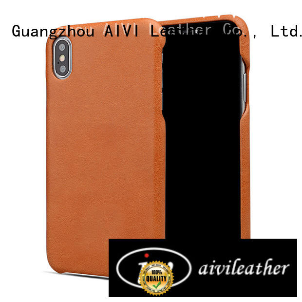 protective leather phone wallet mobile accessories for iphone XR