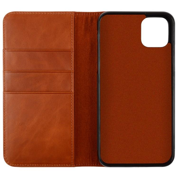 Premium Leather iPhone Case Flip Cover Case For iPhone 11-3