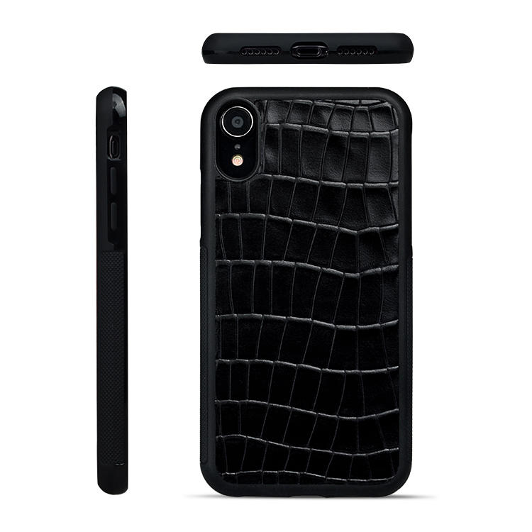 end mens leather phone case for iPhone XR for ipone 6/6plus AIVI-3