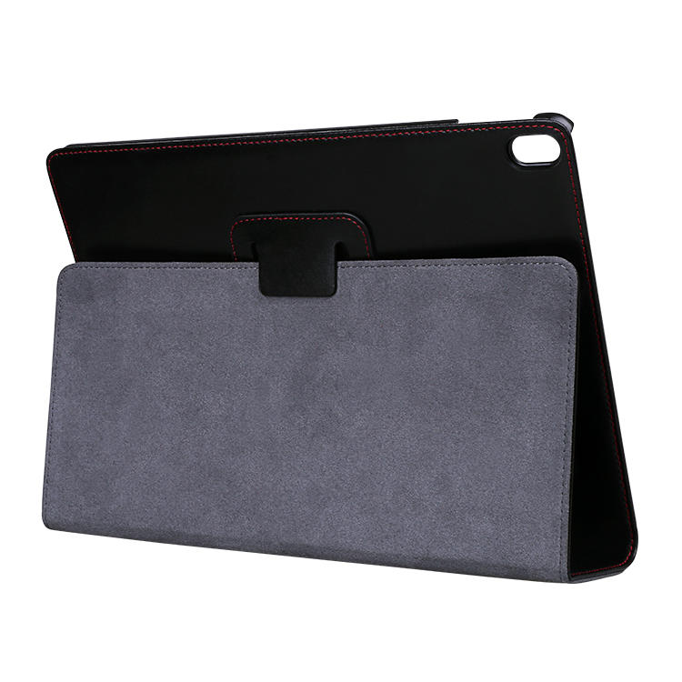 fashion real leather ipad case cow online for IPad-3