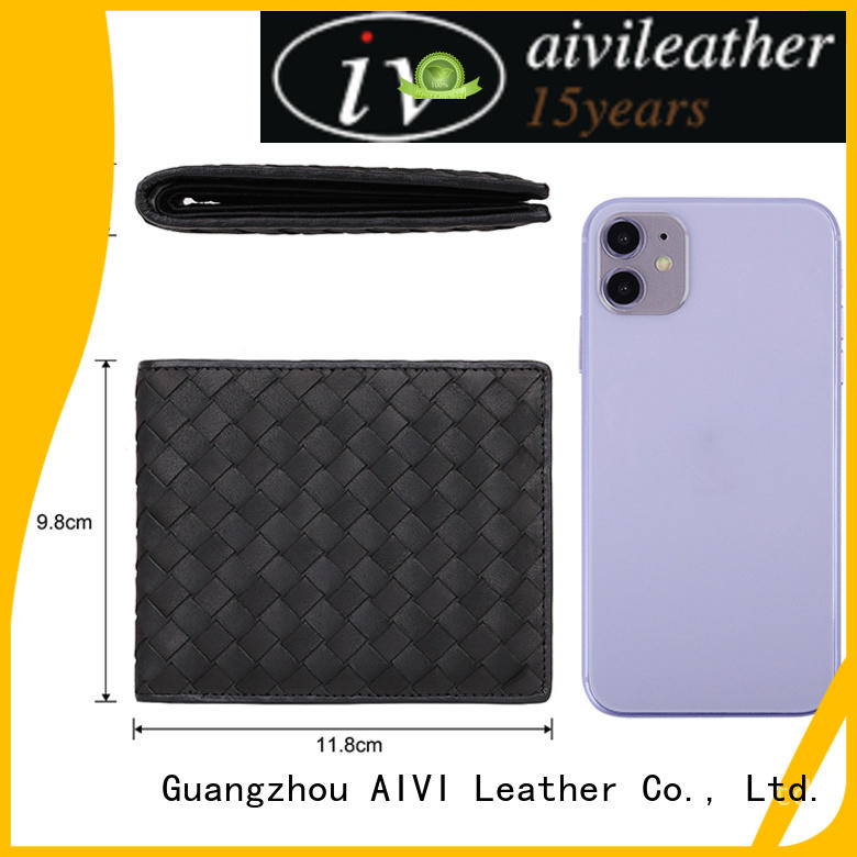 AIVI leather card holder wallet for sale for iphone XS