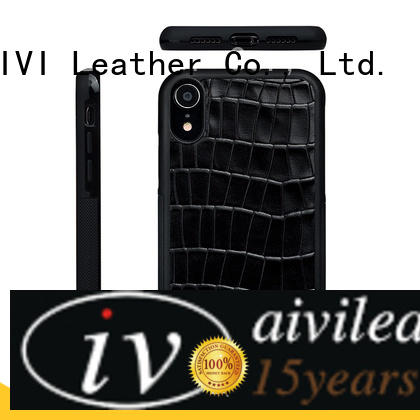 AIVI beautiful leather mobile phone covers protector for iphone XS Max