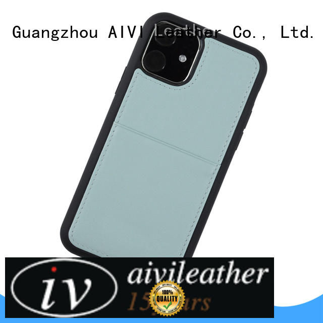 AIVI metal phone cover directly sale for iPhone