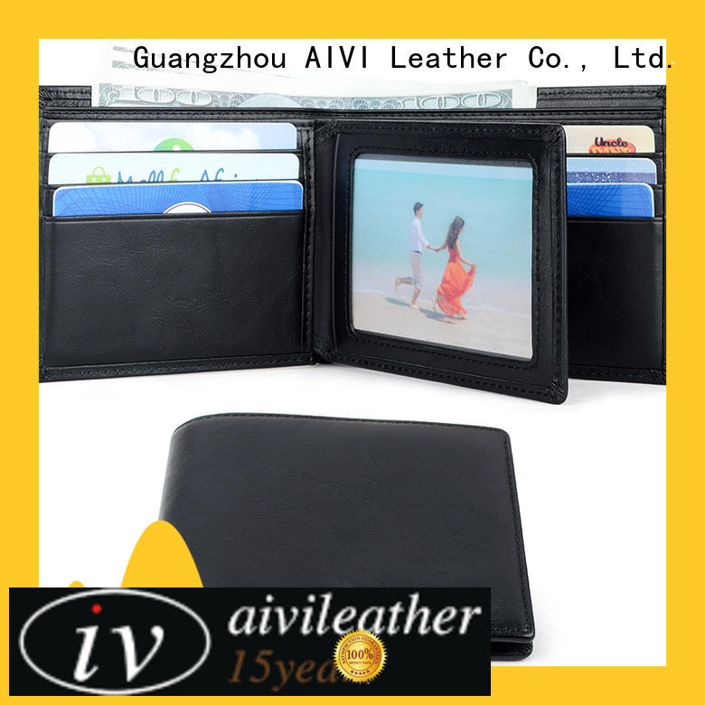 AIVI leather card case wallet supply for iphone XR