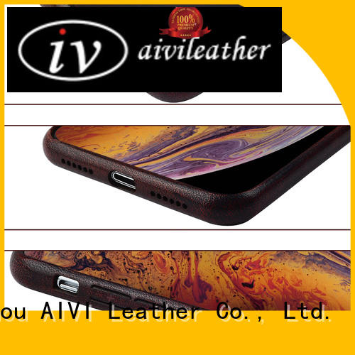 AIVI protective apple iphone leather case for sale for iphone X