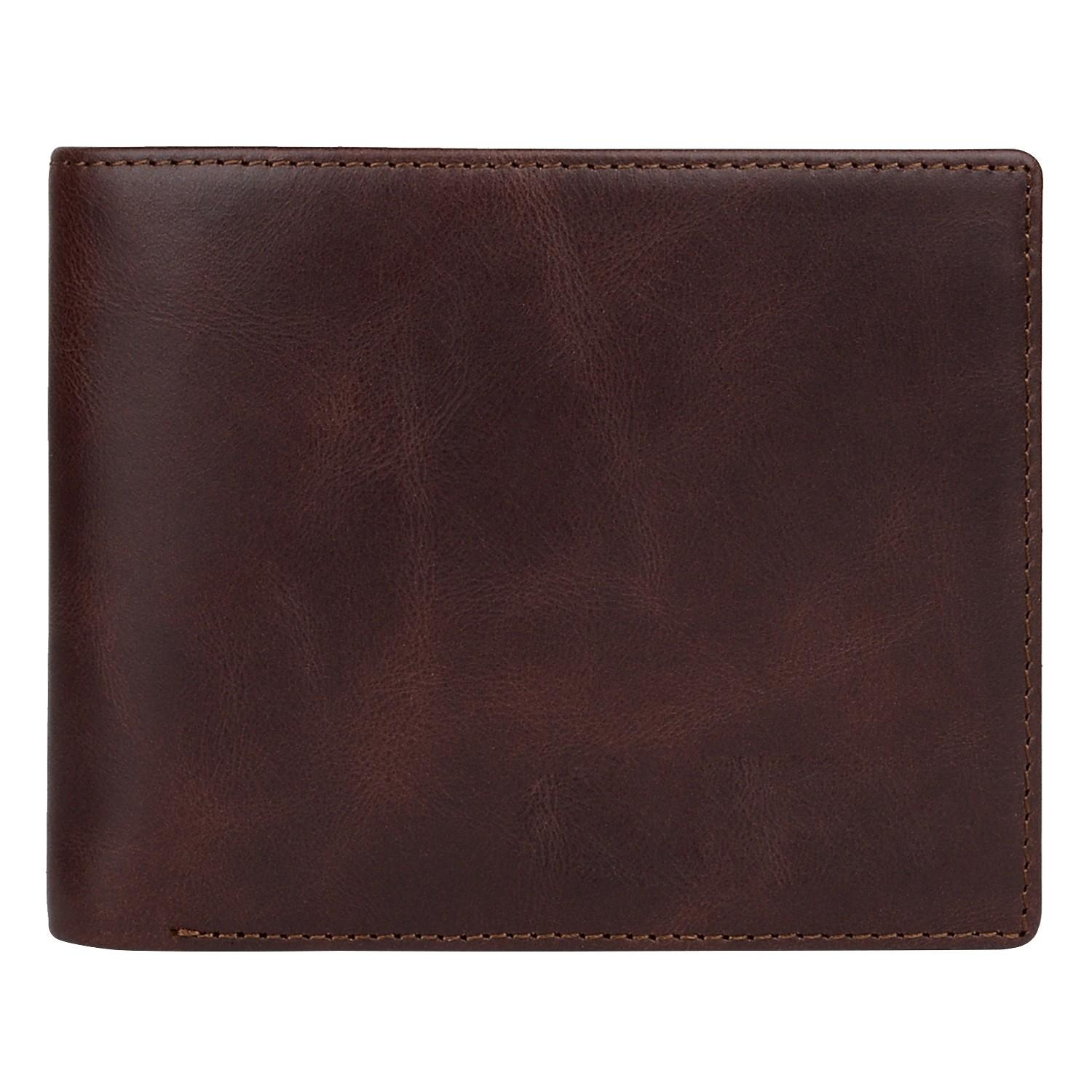 fashion custom leather wallets Manufacturer for travel-3
