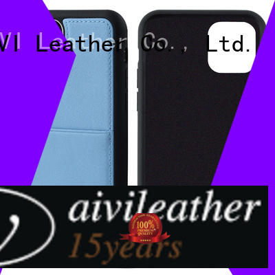 AIVI leather iPhone 11 promotion for iPhone