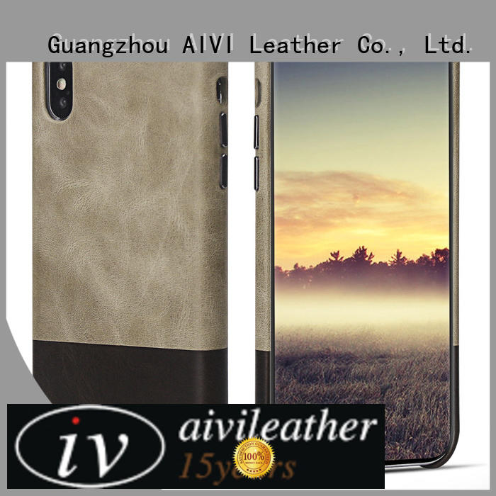 AIVI credit leather wallet phone case online for iphone 7/7 plus