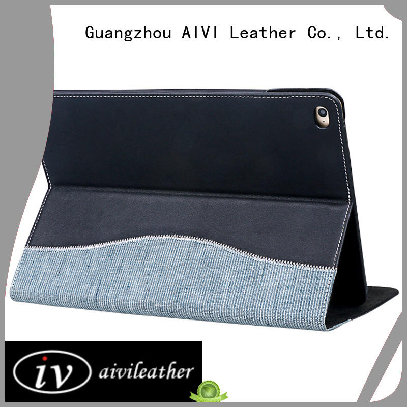 AIVI smart best leather ipad case supply for computer