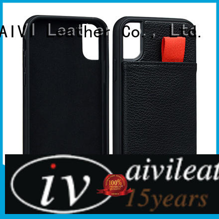 thin slim leather iphone case for sale for iphone XR