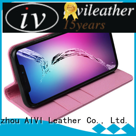 AIVI leather iPhone 11 design for iPhone