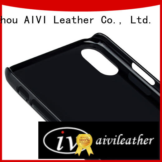 shell leather wallet and phone case protector for iphone XR