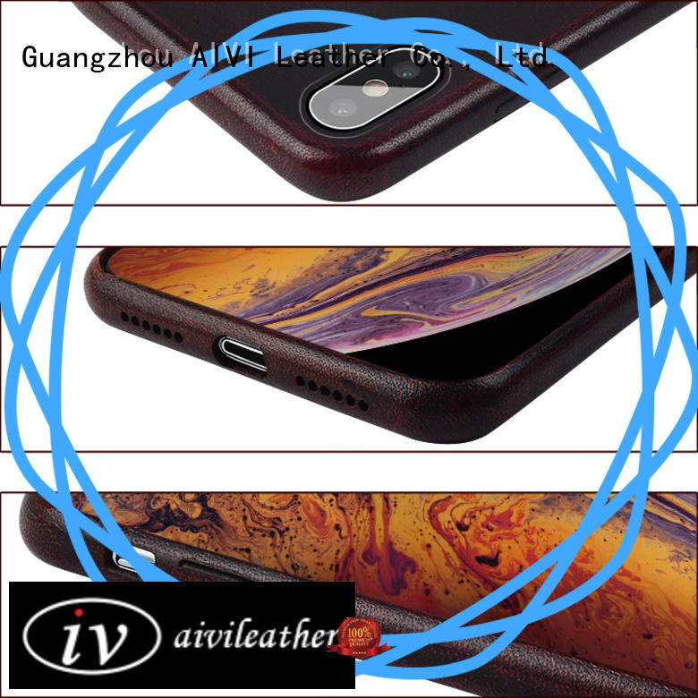 protective apple iphone leather case button accessories for iphone XR