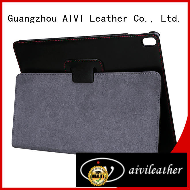 AIVI magnetic best leather ipad case for sale for IPad