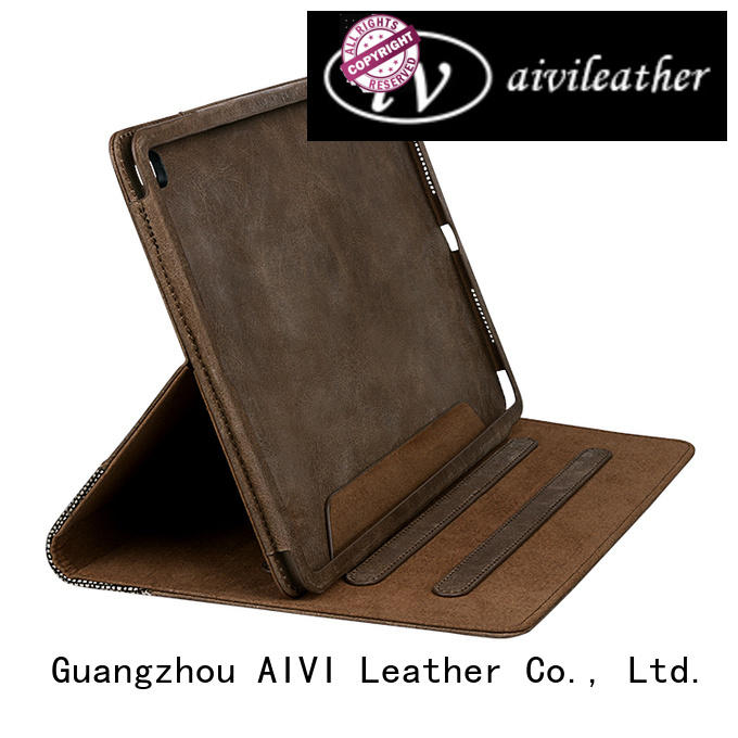 protective best leather ipad case buckle factory for IPad