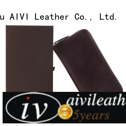 AIVI leather card case wallet supply for phone XS Max