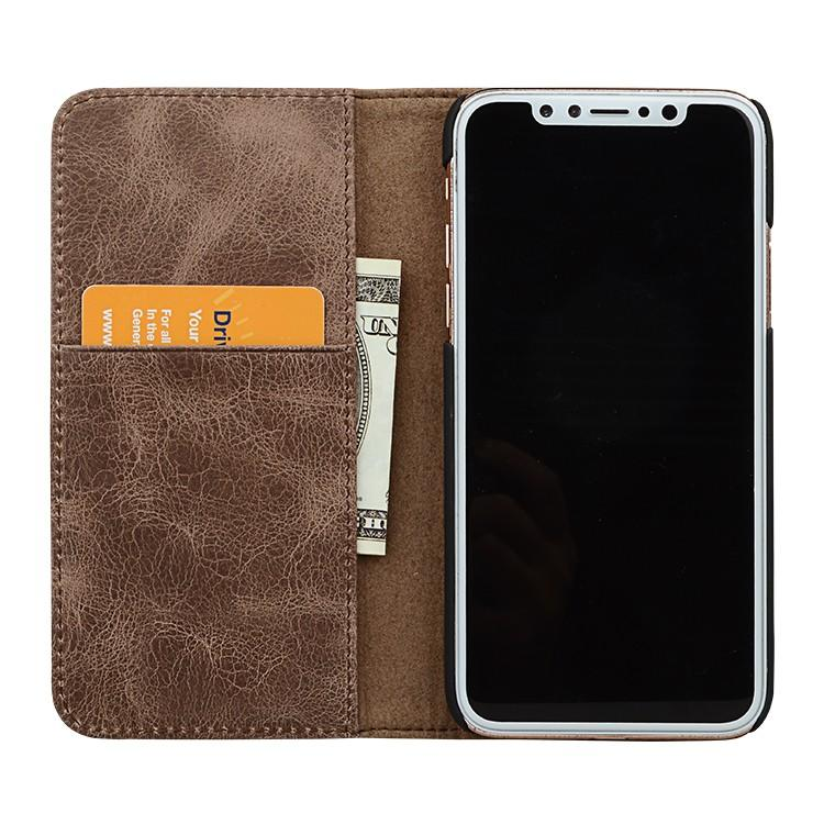 AIVI customized apple original leather case manufacturer for phone XS Max-2
