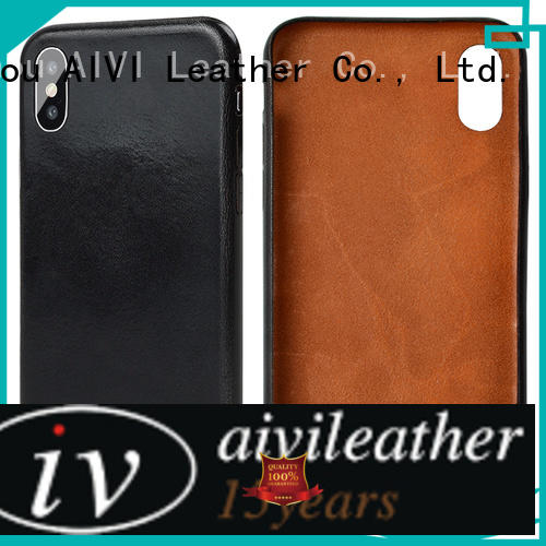 AIVI beautiful leather phone cases ultrathin for phone