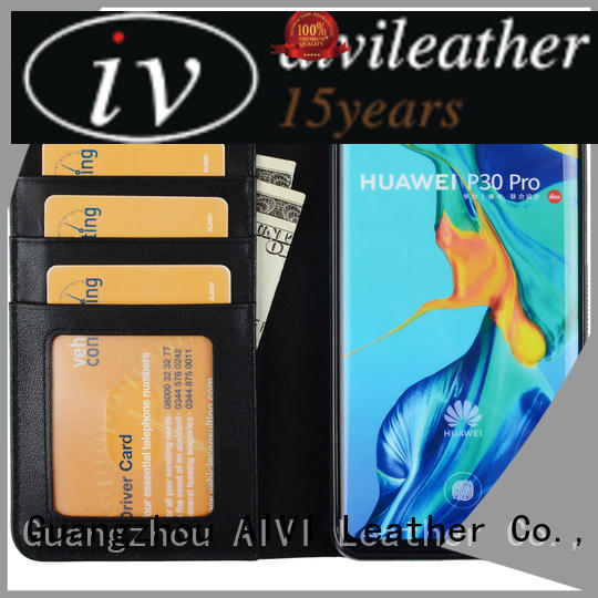 AIVI protective HUAWEI P30 Leather Case online for Huwei