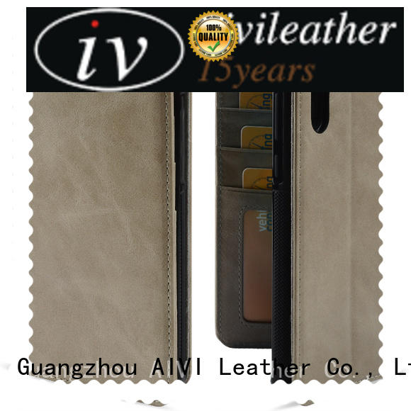 AIVI HUAWEI P30 Leather Case factory for Huwei