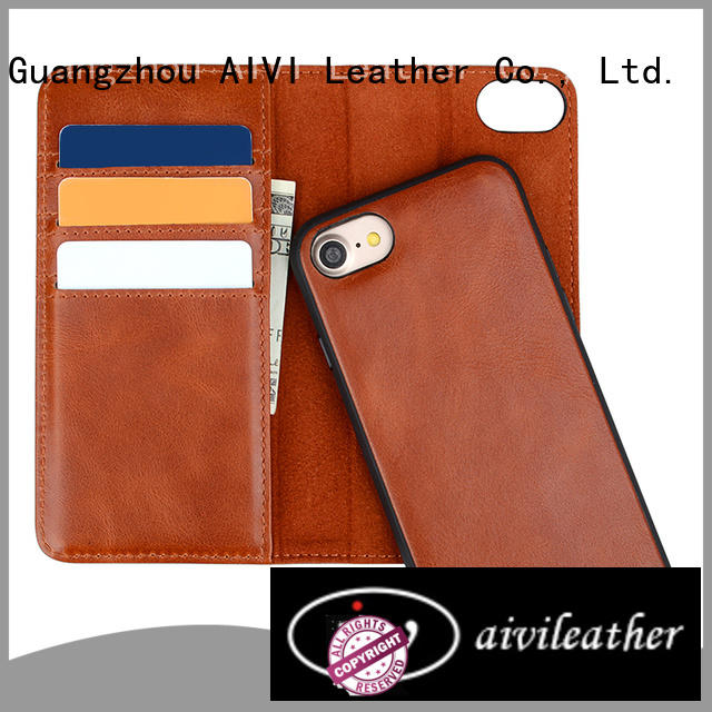 convenient luxury leather phone cases made for ipone 6/6plus