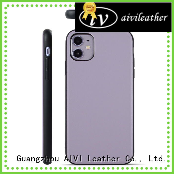 AIVI modern mobile back cover directly sale for iPhone