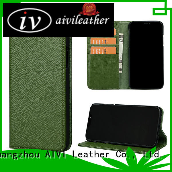 AIVI xxsxs luxury leather phone cases for iPhone XS Max for iphone XS