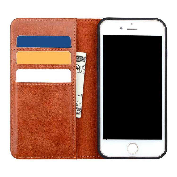 personalized leather phone wallet card for iphone XS Max-3