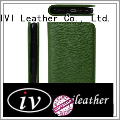 stylish mobile phone case leather supplier for mobile phone